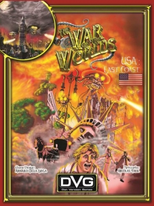 War of the Worlds: USA – East Coast