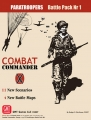 Combat Commander Battle Pack #1 Paratrooper 3rd Printing