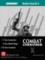 Combat Commander Pack 3: Normandy, 2nd Printing