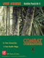 Combat Commander Pack 4: New Guinea, 2nd Printing
