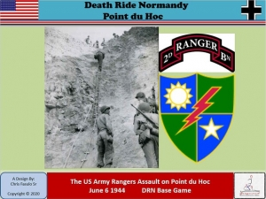 Death Ride Normandy Pointe du Hoc