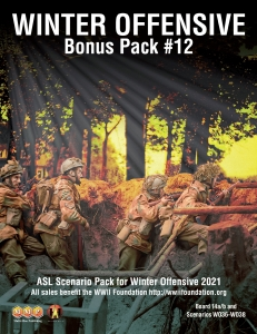 ASL Winter Offensive Bonus Pack #12 (2021)