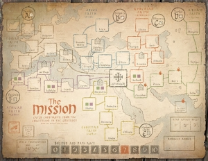 The Mission XL map