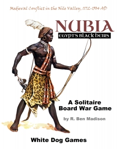 Nubia: Egypt's Black Heirs (folio)