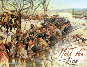 Hold the Line The American Revolution: Remastered Edition